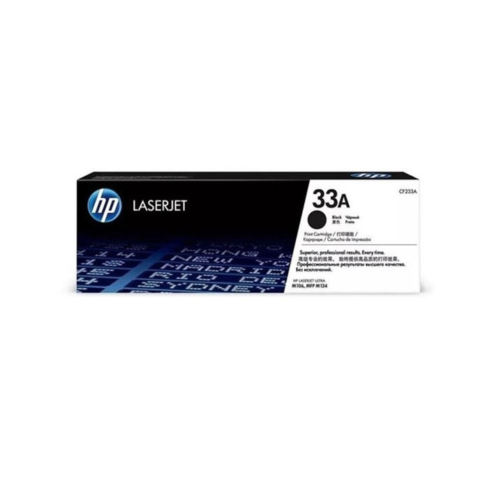 Toner HP CF233A Black