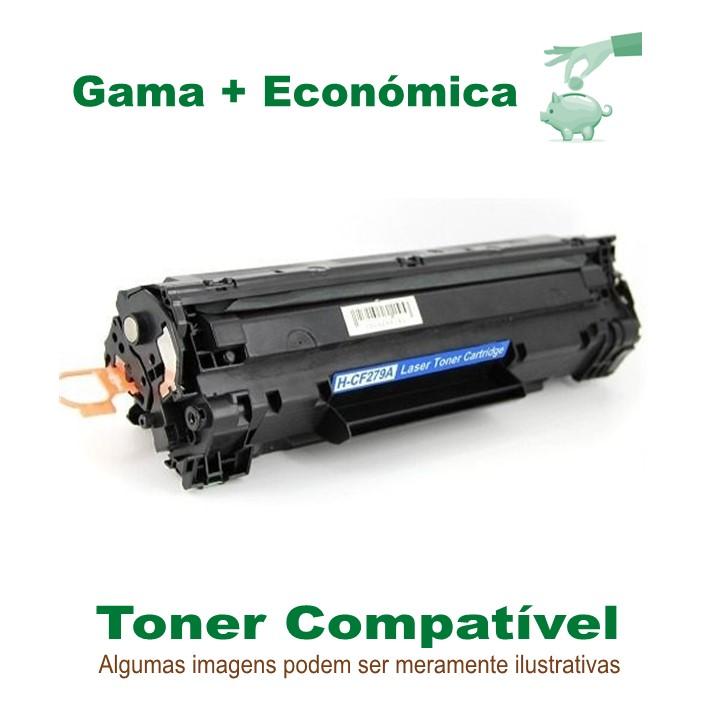 Toner Compatível HPCF279A Black Eco