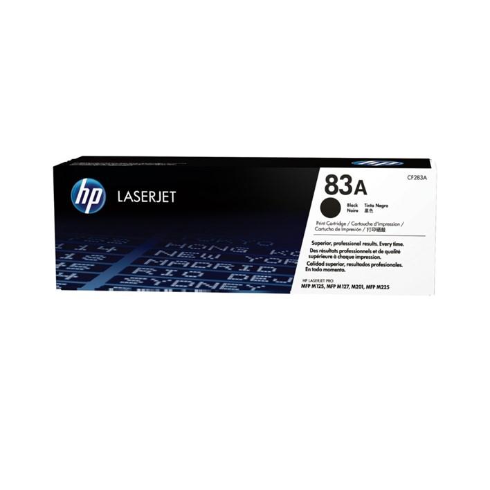 Toner HP CF283A Black 83A