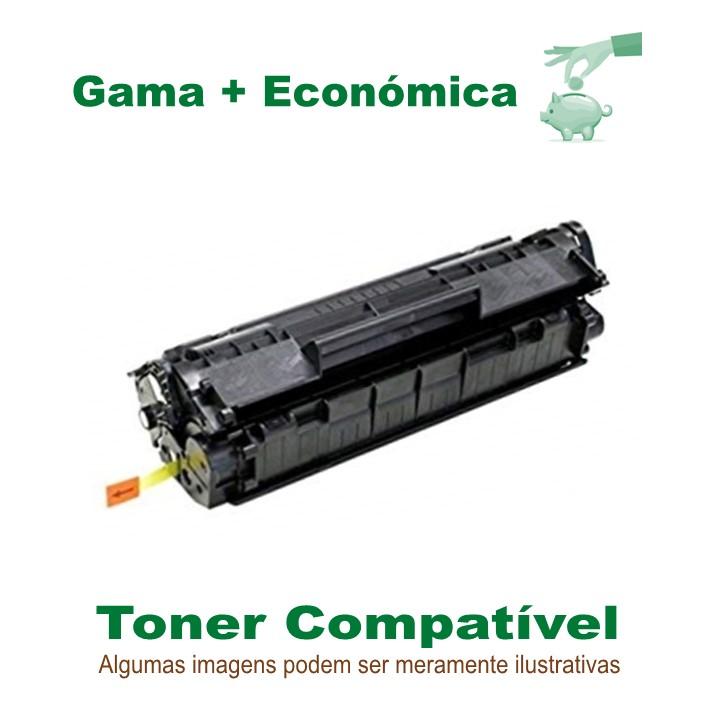 Toner HP12A Black Compatível + Económico