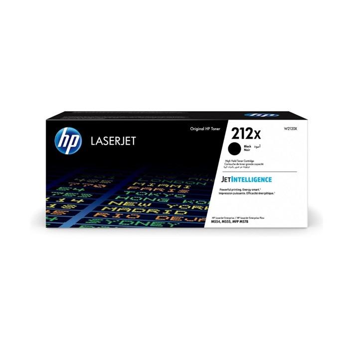 Toner HP W2120X - Serie 212X