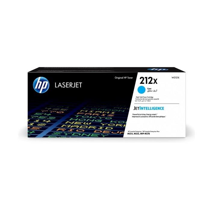Toner HP W2121X - Serie 212X