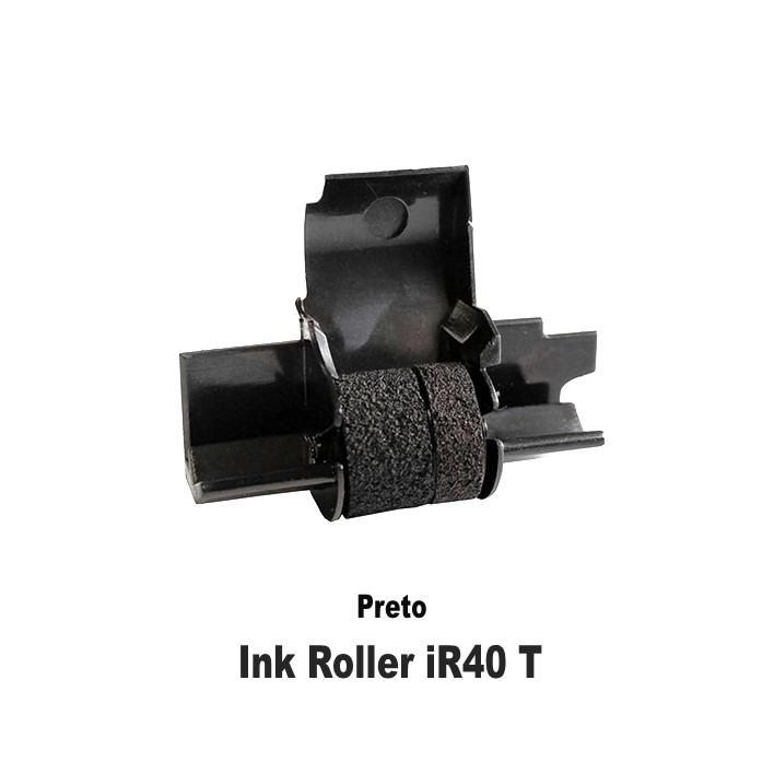 Ink Rollers iR40T Black