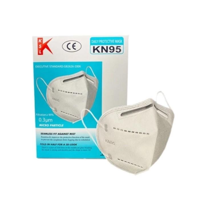 Máscara de proteção individual FFP2 KN95 3D