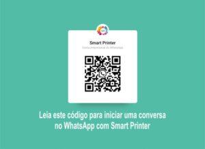 QR SmartPrinter WhatsApp