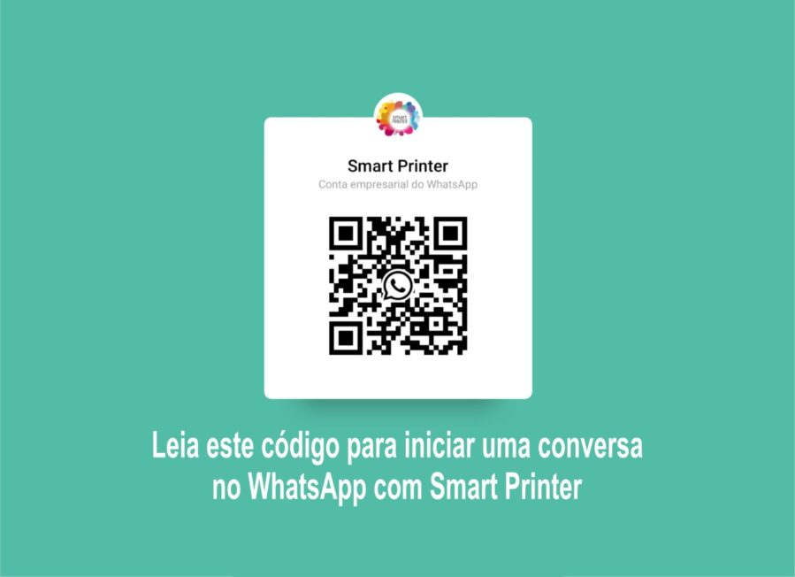 QR SmartPrinter WhatsApp