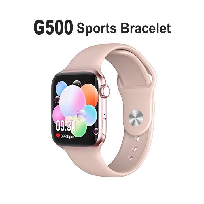 SmartWatch G500 Sports Bracelet Pink