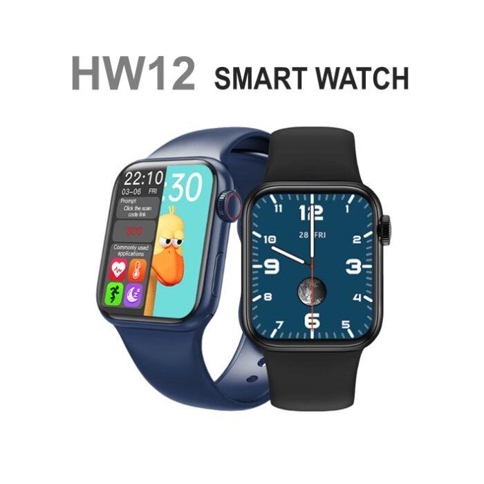 SmartWatch HW12 Sports