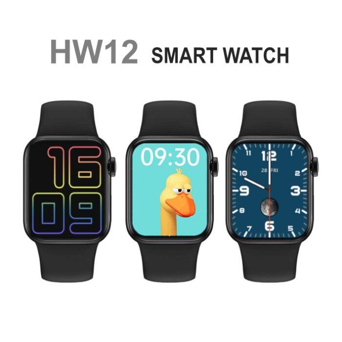 SmartWatch HW12 Face Watch