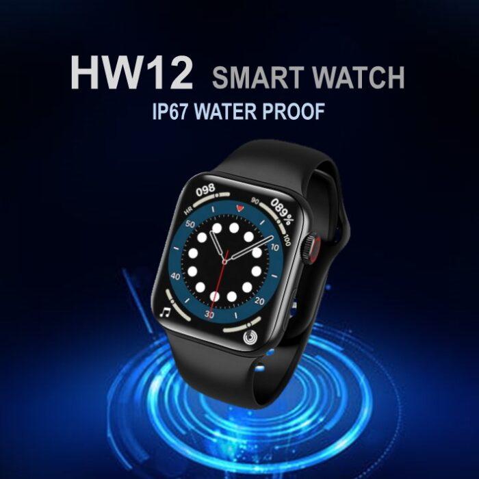 SmartWatch HW12 IP67 Water Proof
