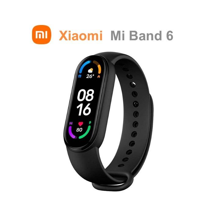 Xiaomi Smartband MI Band 6 a