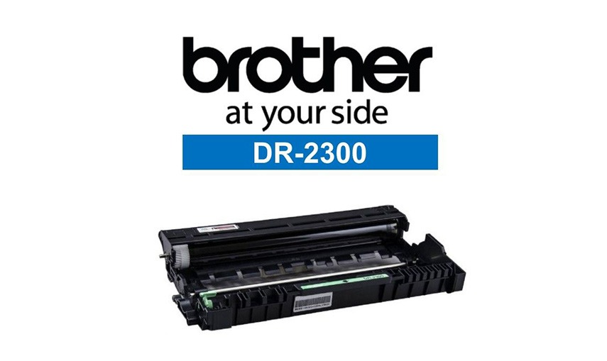 Substituir Drum Brother DR2300